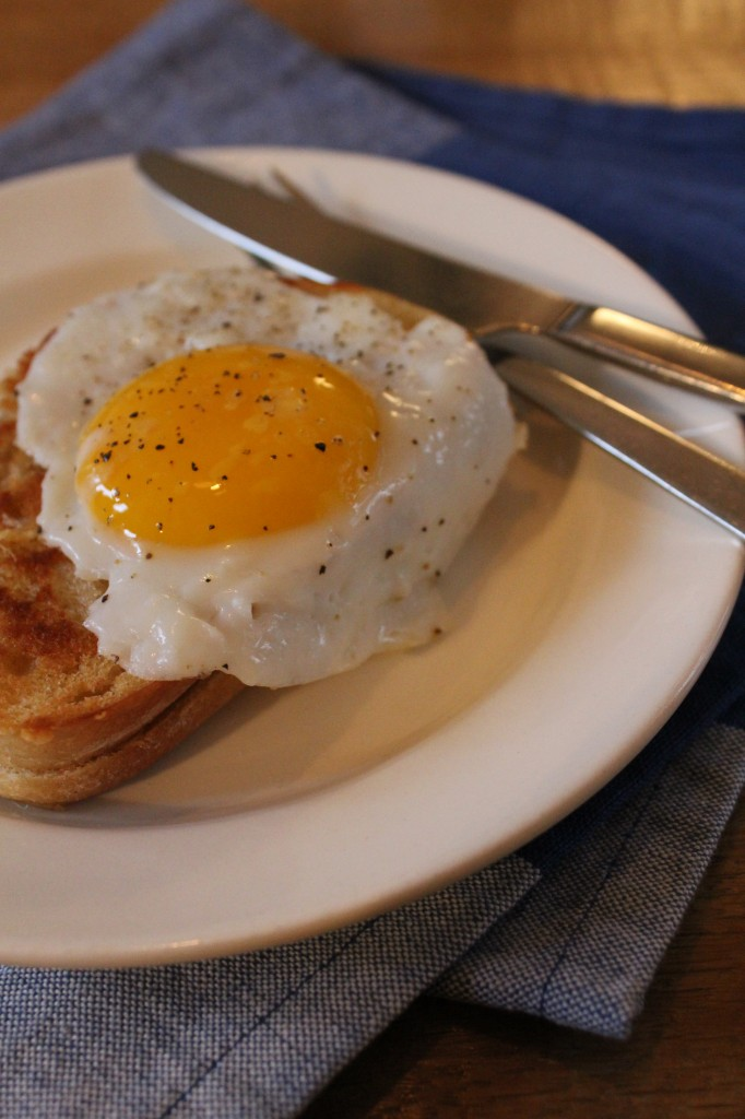 croque madam