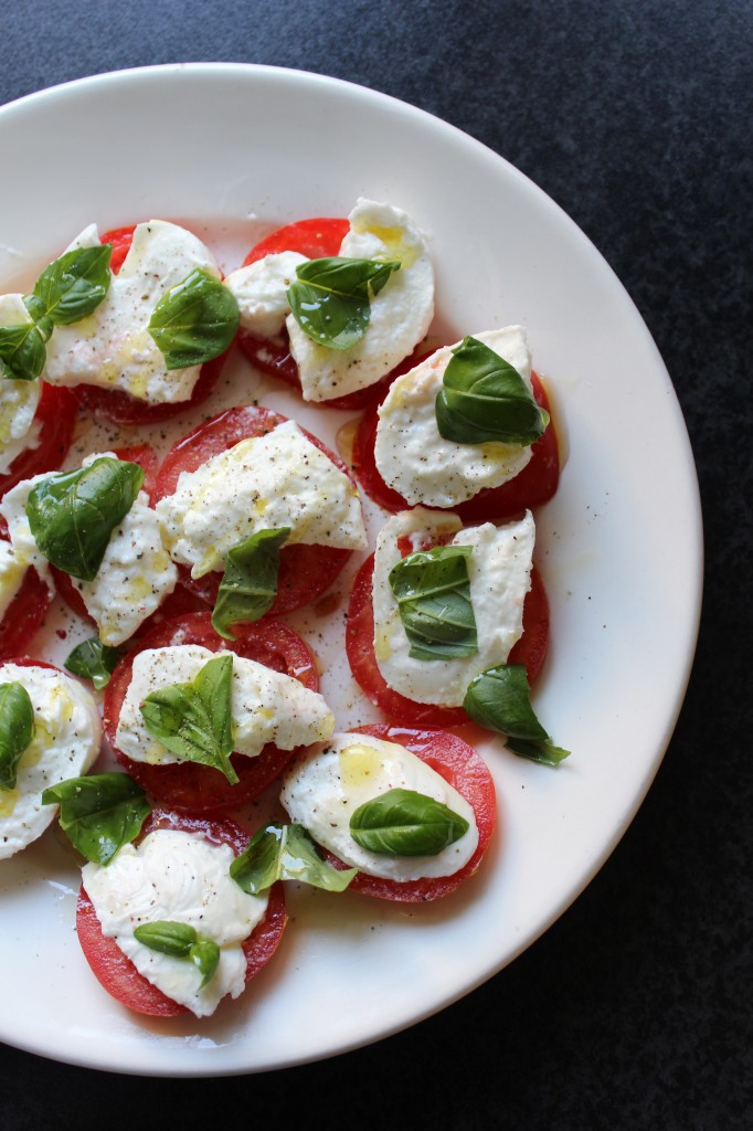 Salade Caprese