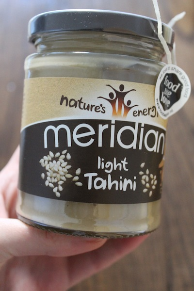 Food we love box tahini