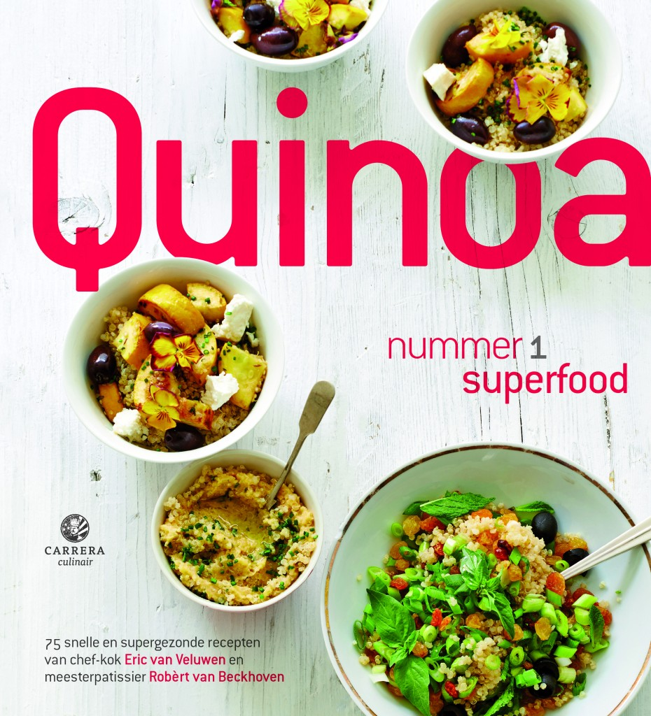 2D Quinoa, nummer 1 superfood