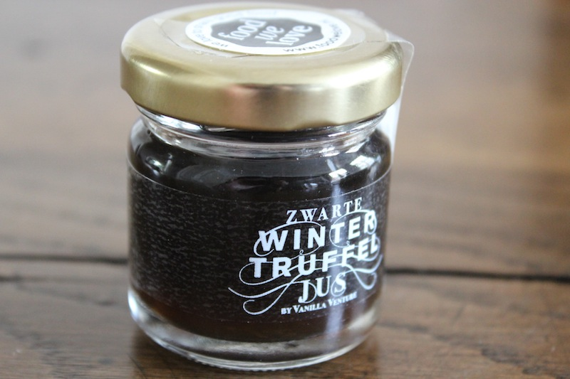 winter truffel jus